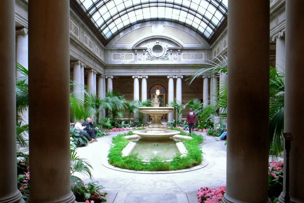 The Frick Collection in New York City.
