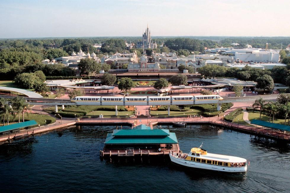 Getting around Walt Disney World Resort in Lake Buena Vista, Fla., is a snap thanks to monorails, boats and motorcoaches free to guests.