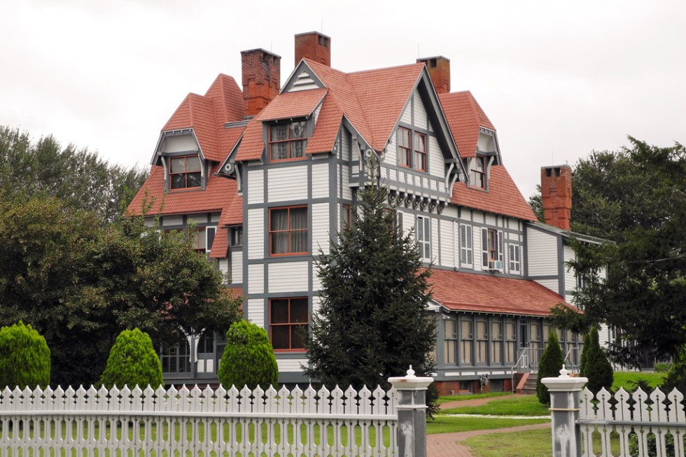 The Physick Estate in Cape May, New Jersey