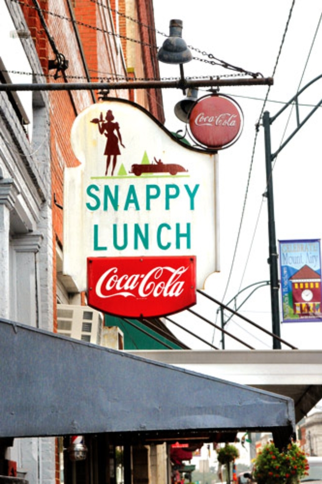 Snappy Lunch in Mount Airy, North Carolina. Photo: Southern Living Off the Eaten Path