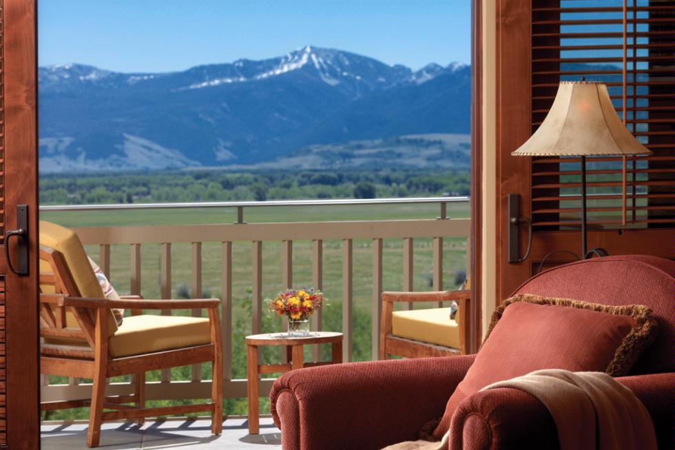 Four Seasons Resort Jackson Hole.